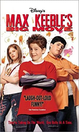 Max Keeble's Big Move (2002 DVD/VHS)