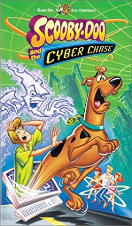 Scooby-Doo and the Cyber Chase (2001 VHS)