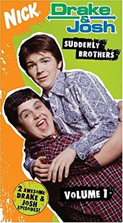 Drake & Josh: Suddenly Brothers (2005 VHS)