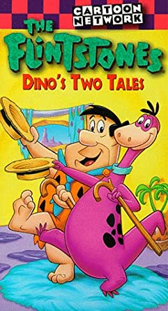 The Flintstones: Dino's Two Tales (1994-2000 VHS)