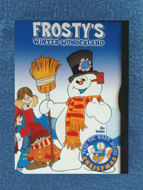 Frosty's Winter Wonderland (2004 DVD)