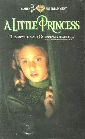 A Little Princess (1995-1999 VHS)