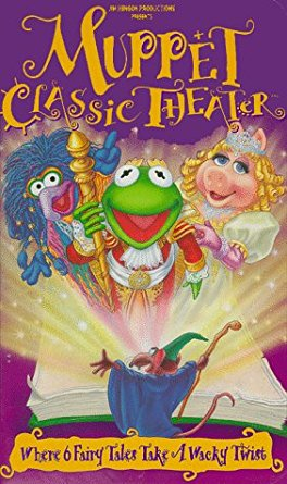 Muppet Classic Theater (1994 VHS)