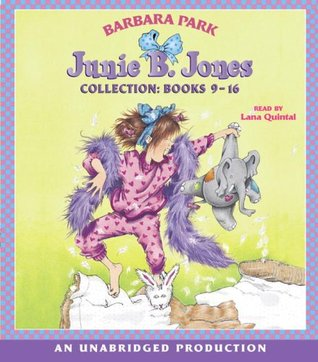 Junie B. Jones Books 9-16