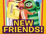 Yo Gabba Gabba!: New Friends! (2009 DVD)