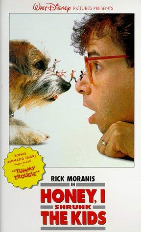 Honey, I Shrunk the Kids (1990-1997 VHS)