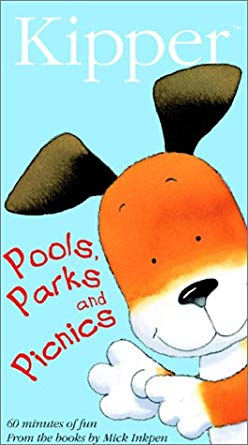 Kipper: Pools Parks and Picnics (2001-2003 VHS)
