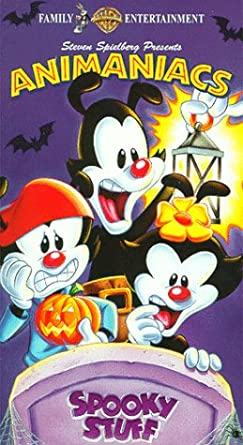 Animaniacs: Spooky Stuff (1996-2001 VHS)