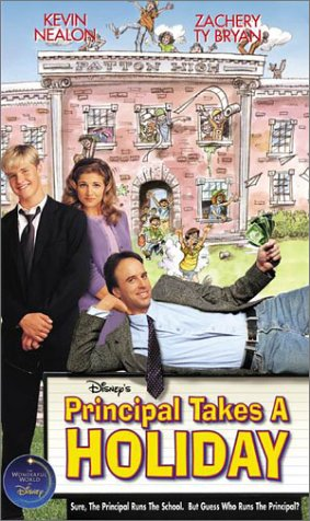 Principal Takes a Holiday (2000-2001 VHS)