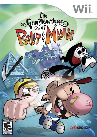 The Grim Adventures of Billy & Mandy (2006 Video Game)