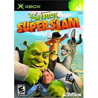Shrek Super Slam (2005 Video Game)