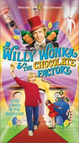 Willy Wonka & the Chocolate Factory (2001-2003 VHS)