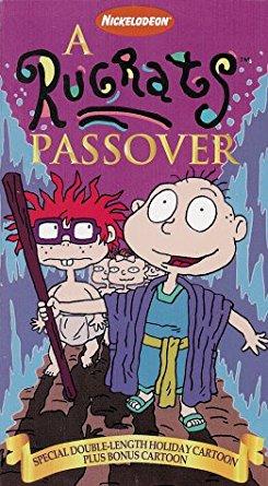 Rugrats: A Rugrats Passover (1996 VHS)