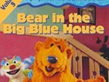 Bear in the Big Blue House: Volume 3 (1998-2000 VHS)