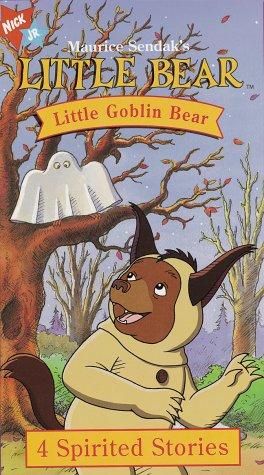 Little Bear: Little Goblin Bear (1999 VHS)