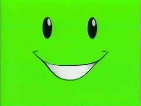 Nick Jr Face Bumper (1996-2003)
