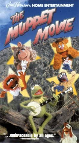 The Muppet Movie (1999-2002 VHS)