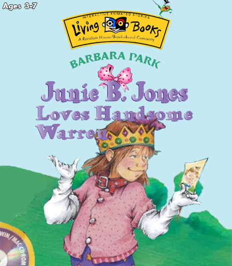 Junie B. Jones Loves Handsome Warren (1997 PC Game)