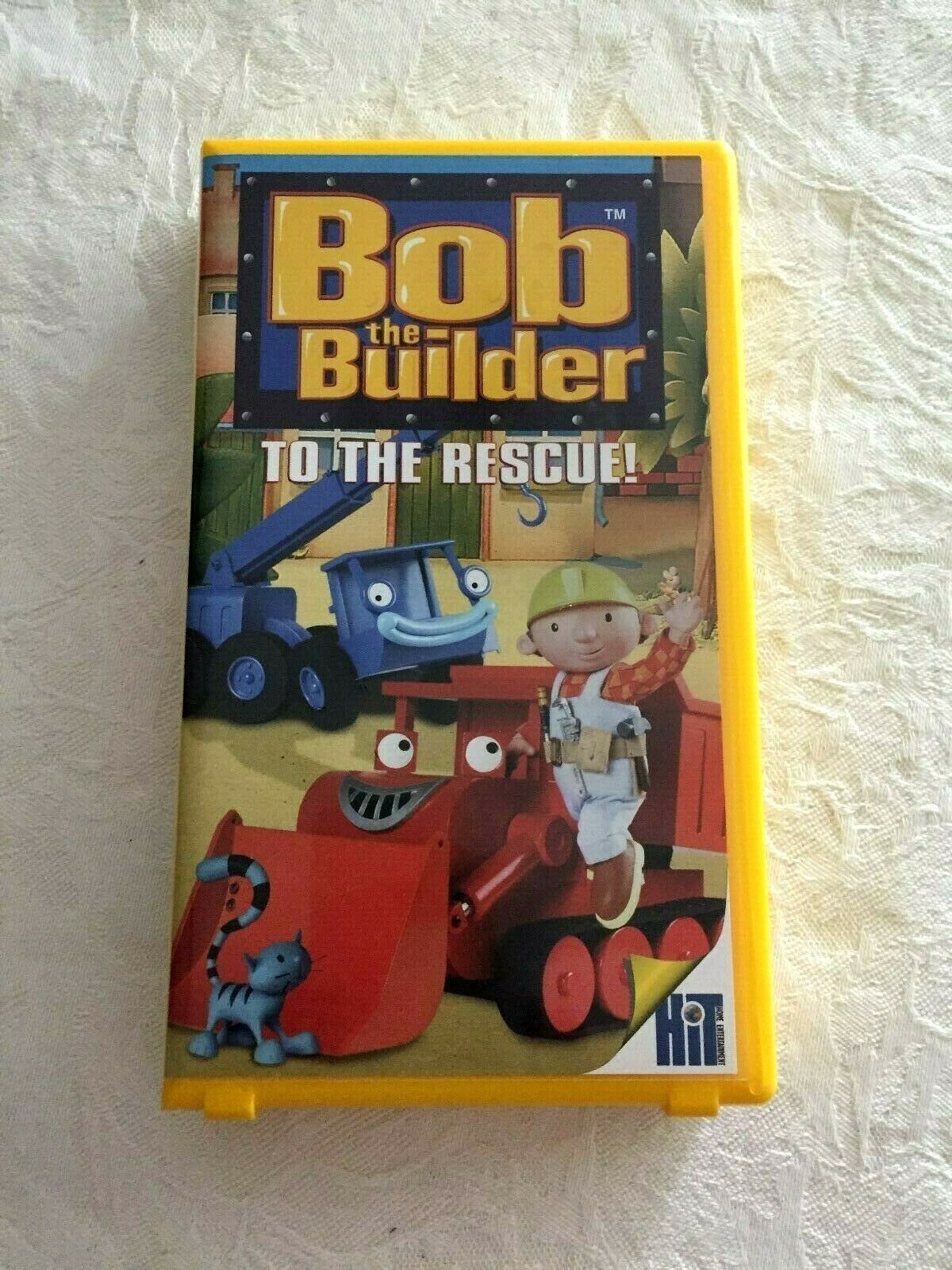 Bob the Builder: To The Rescue (2001-2003 VHS)