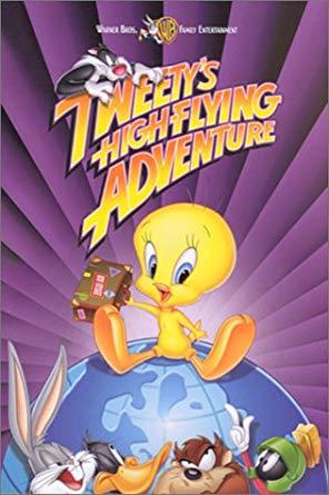 Tweety's High-Flying Adventure (2000 VHS)