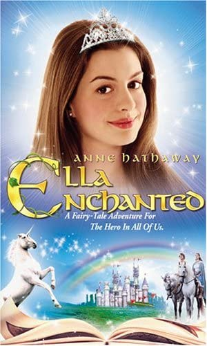 Ella Enchanted (2004 DVD/VHS)
