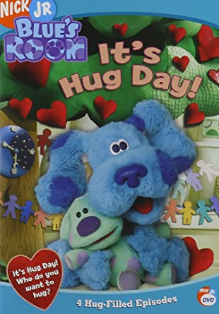 Blue's Room: It's Hug Day (2005 DVD)