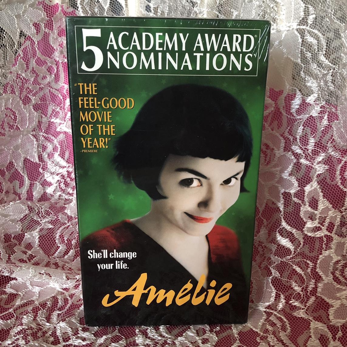 Amelie (2002 VHS)