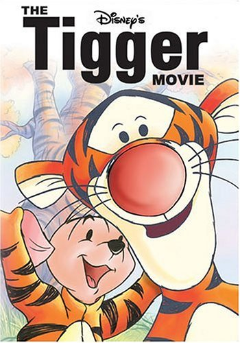 The Tigger Movie (2000 VHS/DVD)