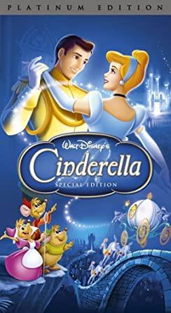 Cinderella (2005 DVD/VHS)