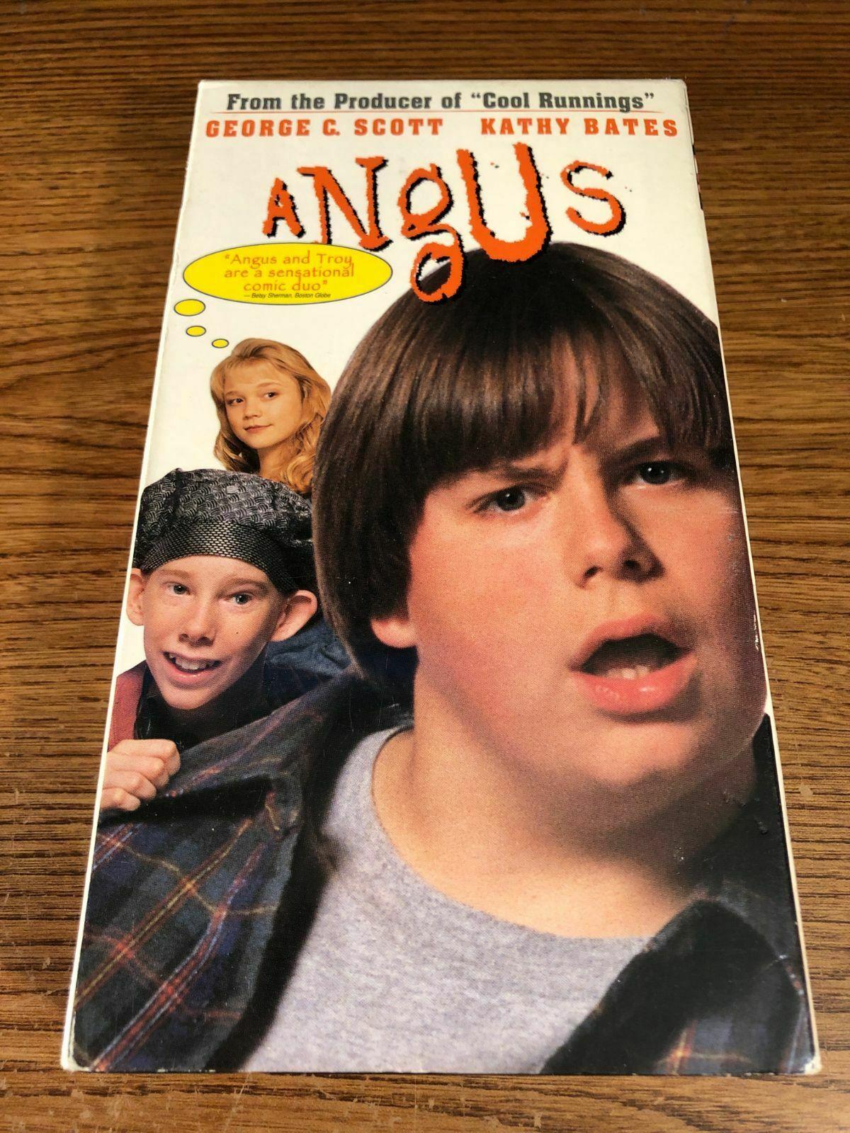 Angus (1996 VHS)