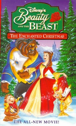 Beauty and the Beast: The Enchanted Christmas (1997 VHS/1998 DVD)