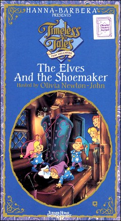 Timeless Tales from Hallmark: The Elves and the Shoemaker (1990-2000 VHS)