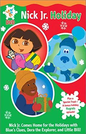 Nick Jr. Holiday (2002 DVD)