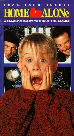 Home Alone (VHS/DVD)