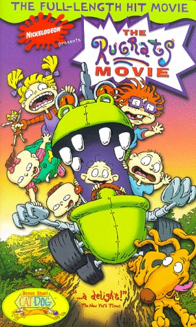 The Rugrats Movie (1999 VHS)