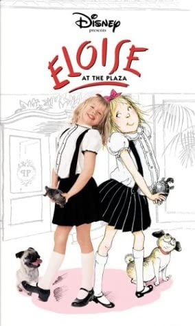 Eloise at the Plaza (2003 VHS)