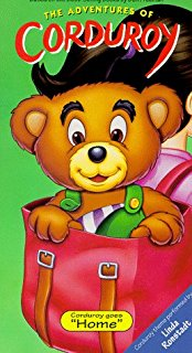 The Adventures of Corduroy: Home (1997 VHS)