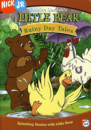 Little Bear: Rainy Day Tales (2005 DVD)