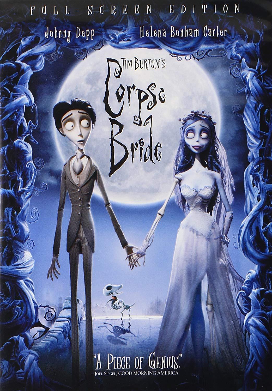 Corpse Bride (2006 DVD)