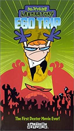 Dexter's Laboratory: Ego Trip (2000 VHS)