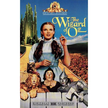 The Wizard of Oz (1996 VHS)