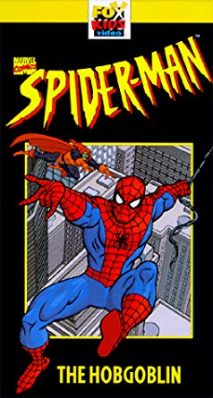 Spider-Man: The Hobgoblin (1997 VHS)