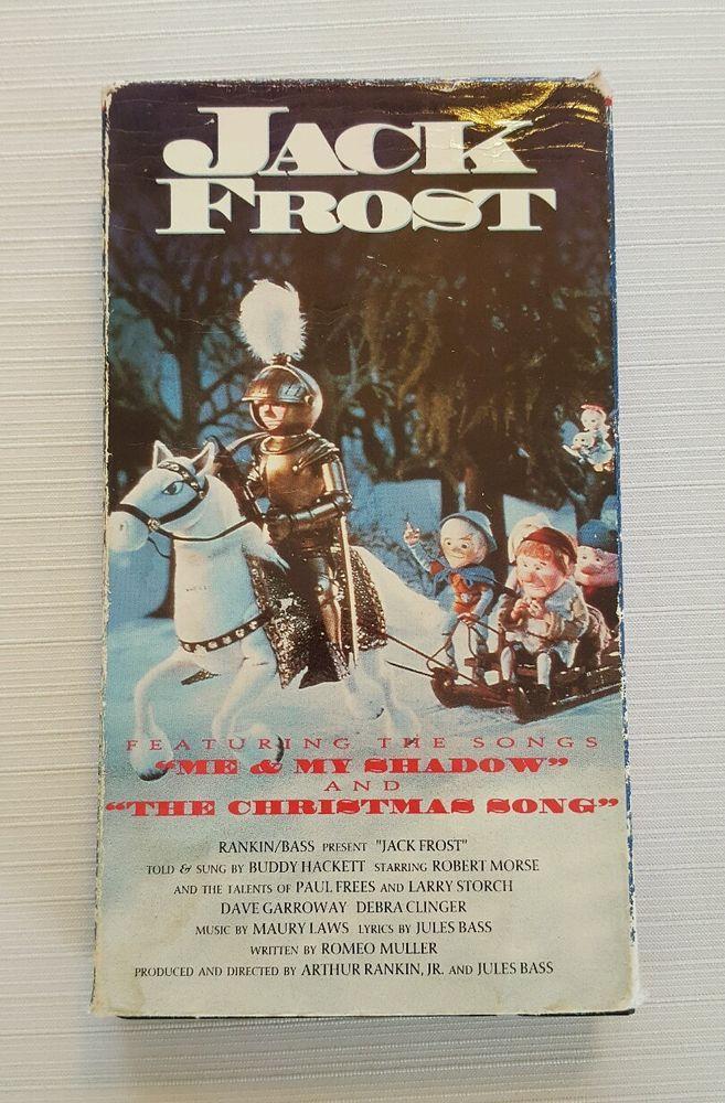 Jack Frost (1992-2001 VHS)