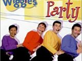 The Wiggles: Dance Party (2001 VHS)