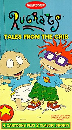 Rugrats: Tales from the Crib (1996 VHS)