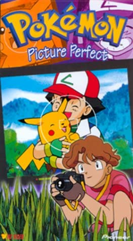 Pokemon Picture Perfect (2000 VHS)