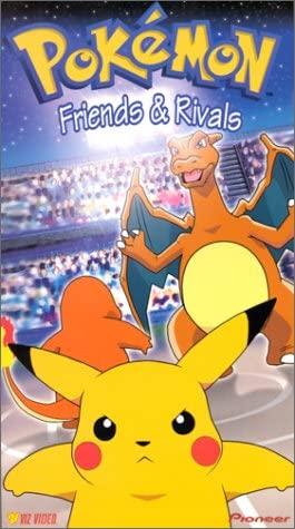 Pokemon Friends and Rivals (2001 VHS)