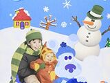 Blue's Clues: Blue's First Holiday (2003 DVD)
