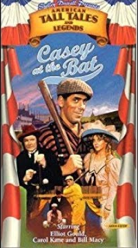 Shelley Duvall's American Tall Tales & Legends: Casey At The Bat (1998 VHS)