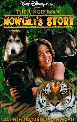 The Jungle Book: Mowgli's Story (VHS)